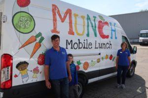 MUNCH Van