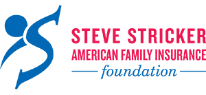 Logo for the Steve Stricker American Family Foundation