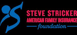 Logo for the Steve Stricker American Family Foundation