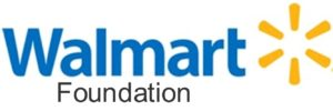 Logo for the Walmart Foundation